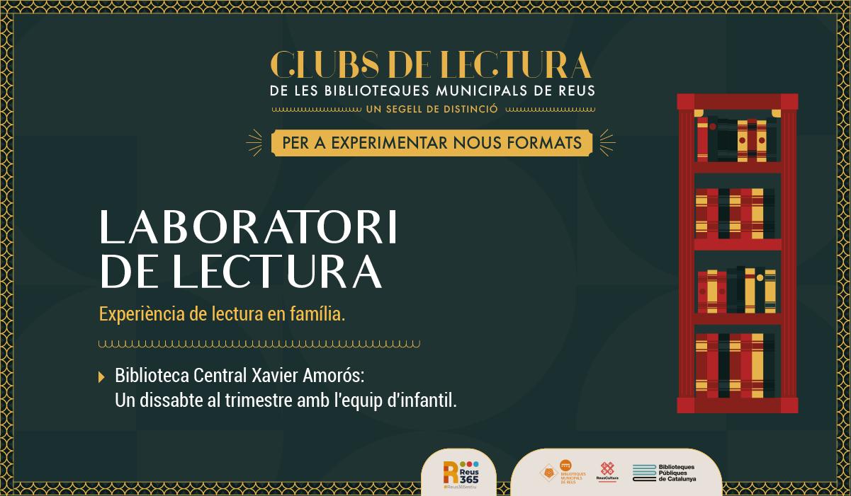 CLUB LABORATORI DE LECTURA