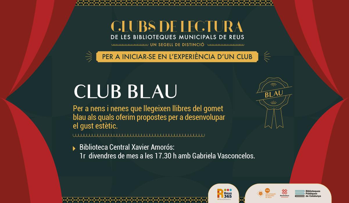 CLUB BLAU