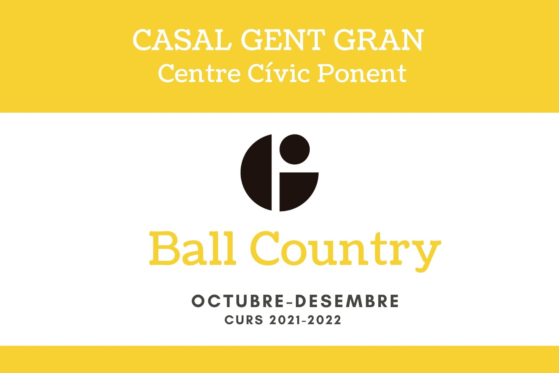 Ball Country-Casal Gent Gran-C.C.Ponent