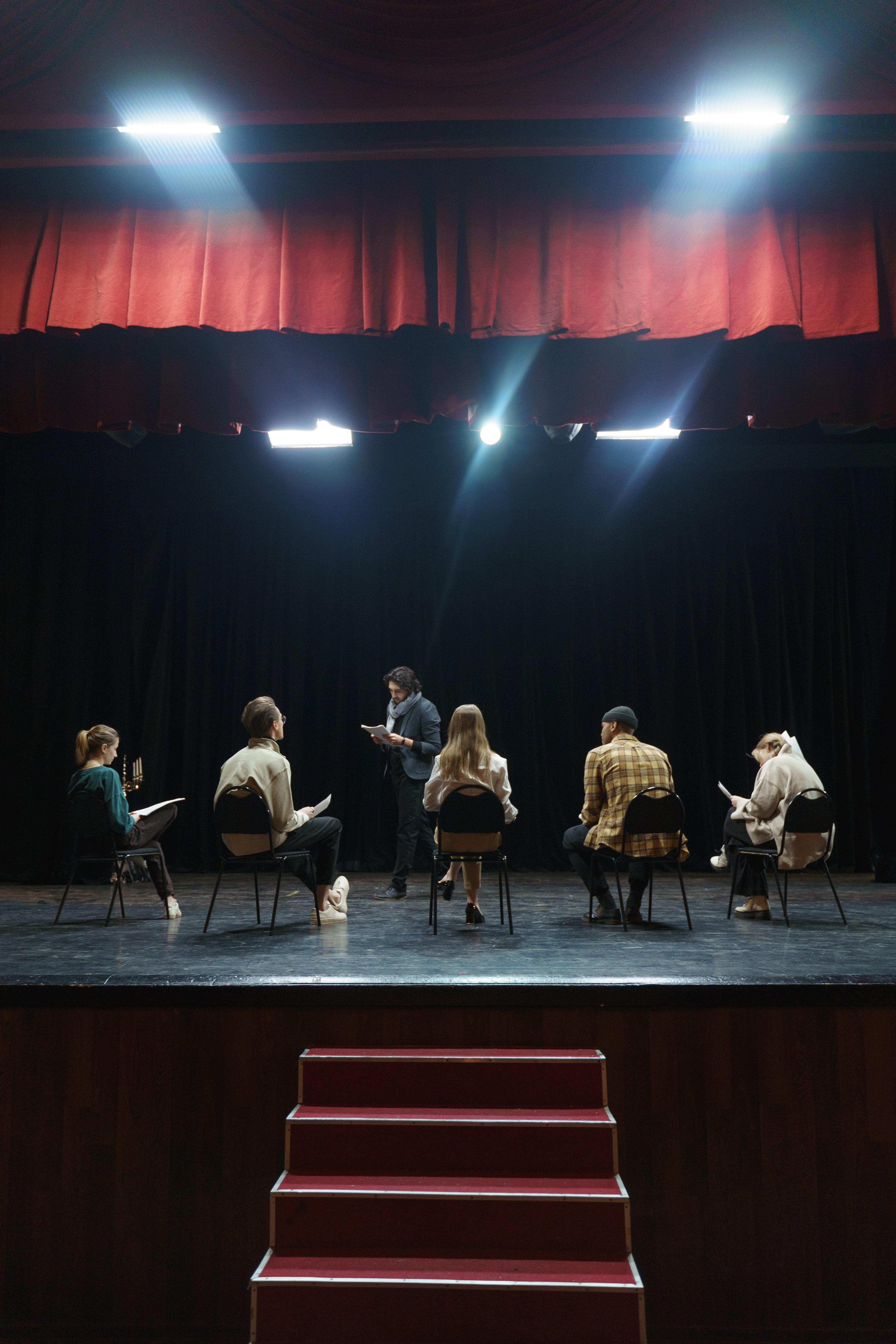 Teatre per Adults
