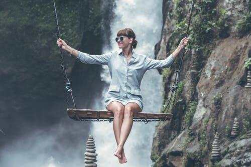 Troba la felicitat i l'equilibri treballant la paciència