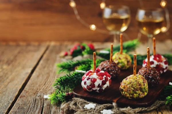 Aperitius Nadalencs Saludables