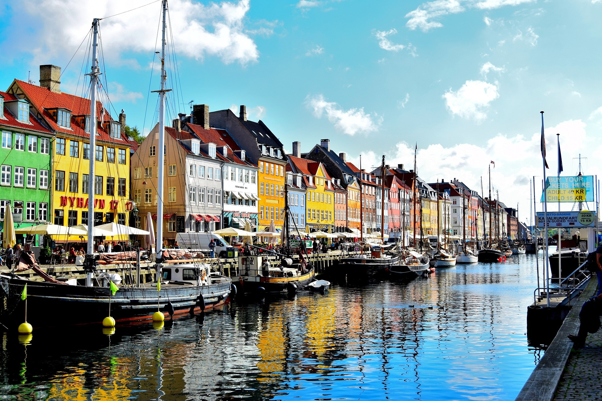 inspitrip countries for american to live denmark
