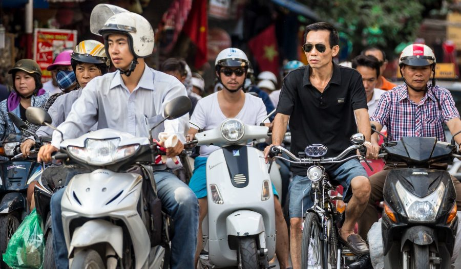 teaching english in vietnam