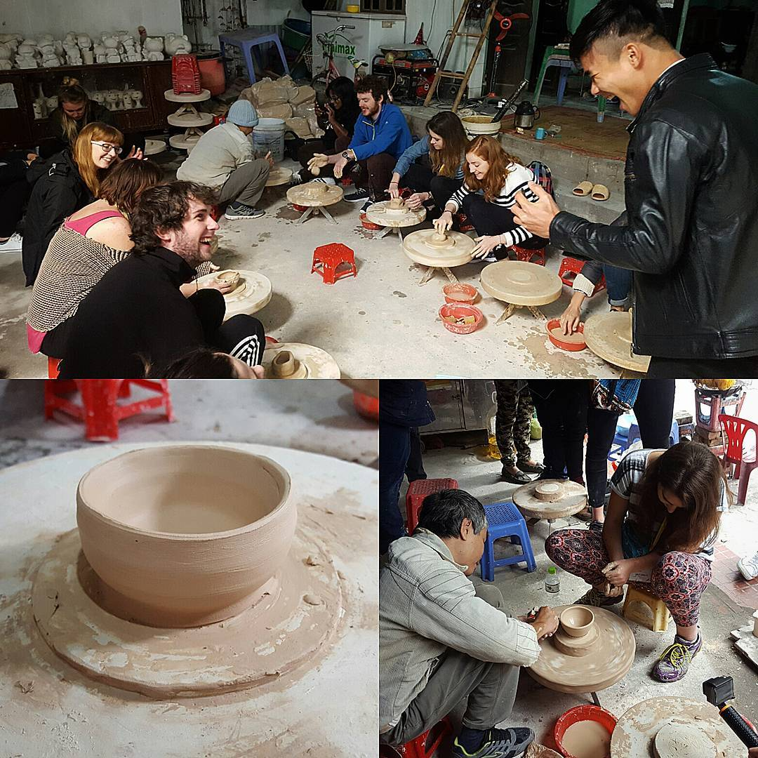 learn to make pot