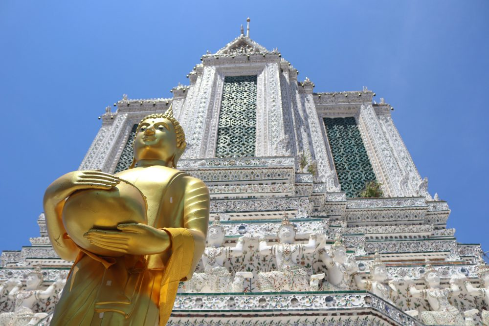 Bangkok temples - Wat Arun