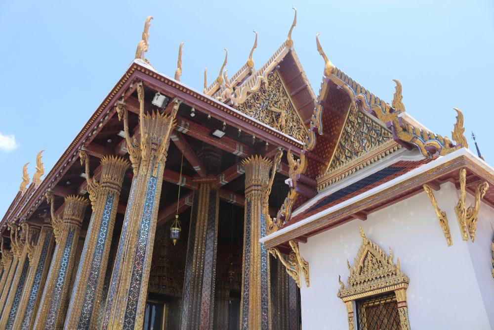 Wat Phra Kaew © Courtesy of Kelly Iverson