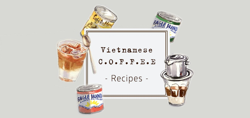 [Infographic] How to make perfect Vietnamese coffee