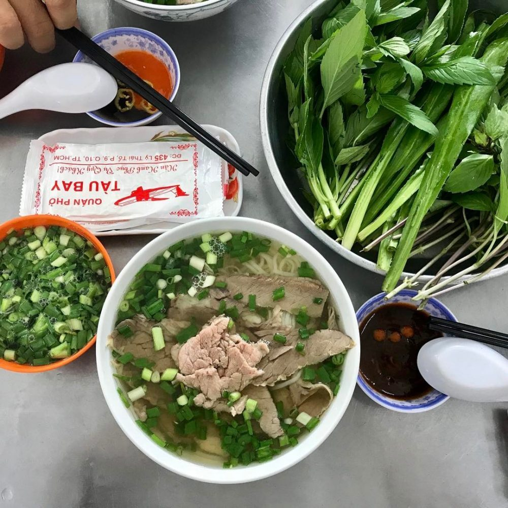Top 15 restaurants for best pho in Ho Chi Minh city