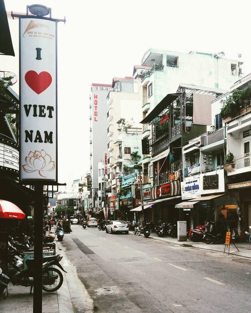Bui Vien Street