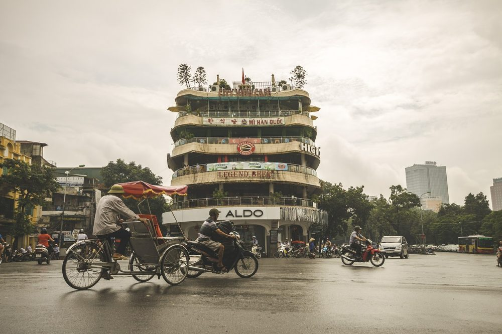 Hanoi Old Quarter: map and detailed guide