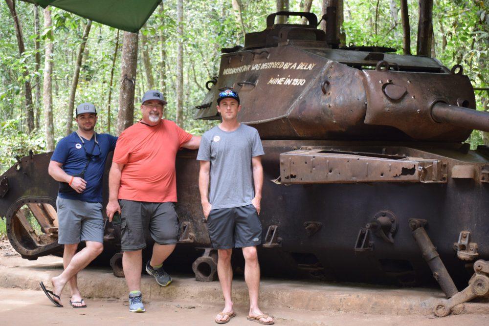 Cu Chi Tunnels Half Day Tour: Explore The Underground Minisize of Vietnam