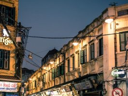 nightlife hanoi