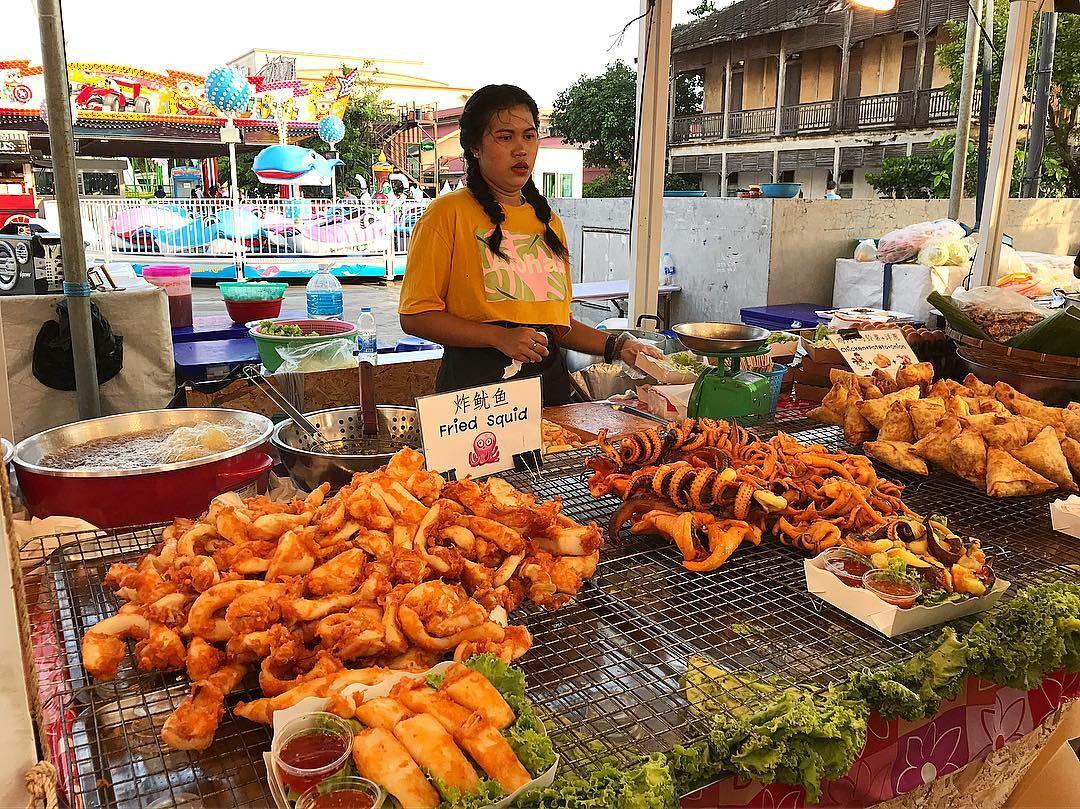 what to eat in Bangkok