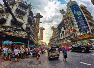 things to do in bangkok