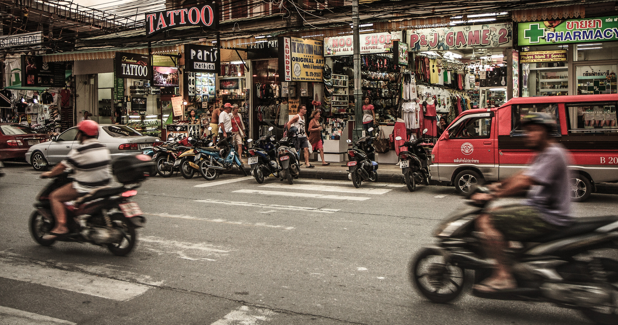 scams in pattaya