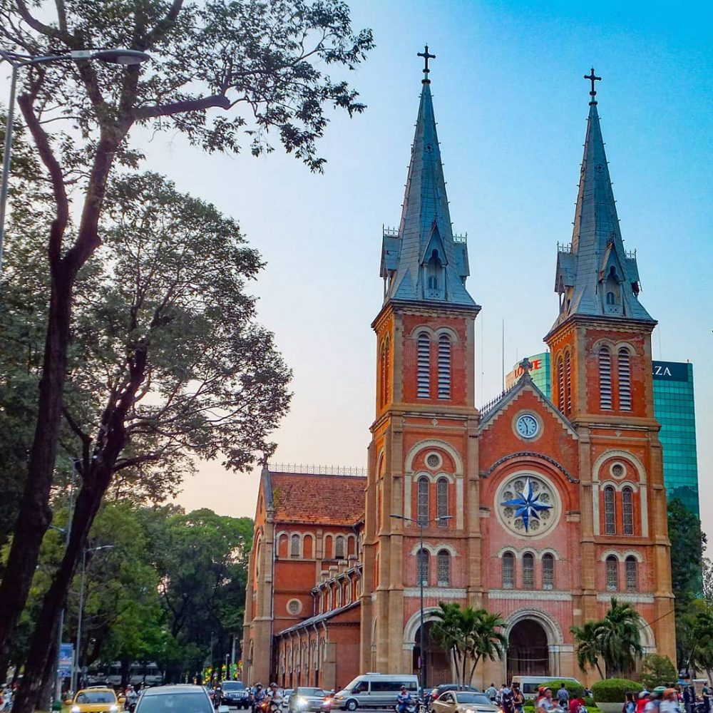 Notre-Dame Cathedral Saigon: A Guide To The Oldest Church in Ho Chi Minh City