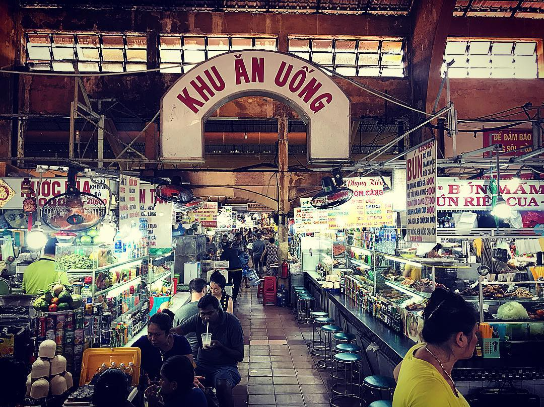 Ben Thanh Market guide