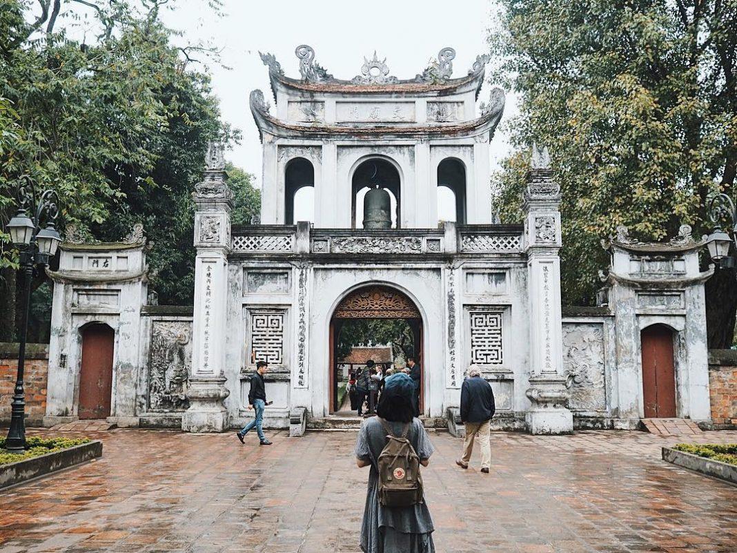 Hanoi one week vacation