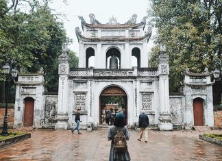 Hanoi one week vacation