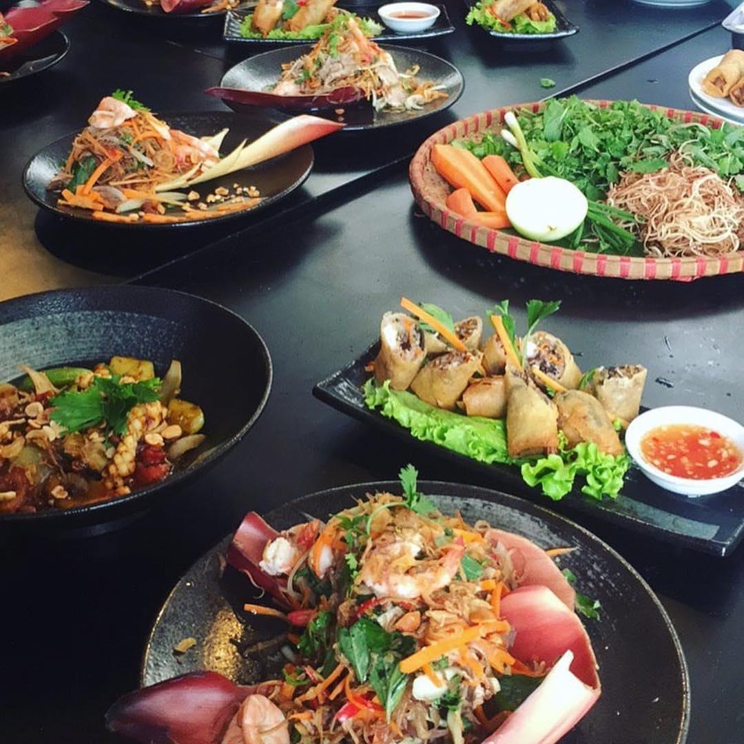 Ho Chi Minh cuisines
