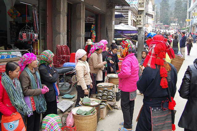 what to do in Sapa