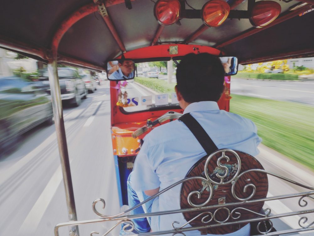 Bangkok by Tuk Tuk: The unique way to explore the city at night