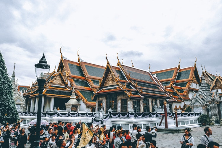 Detailed guide to visit Grand Palace in Bangkok