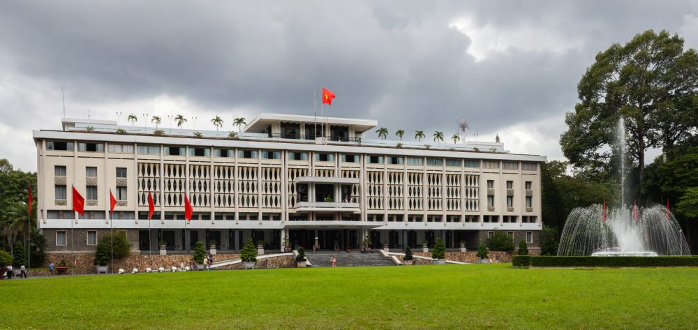 Independence Palace: A guide to the former home of South Vietnam President