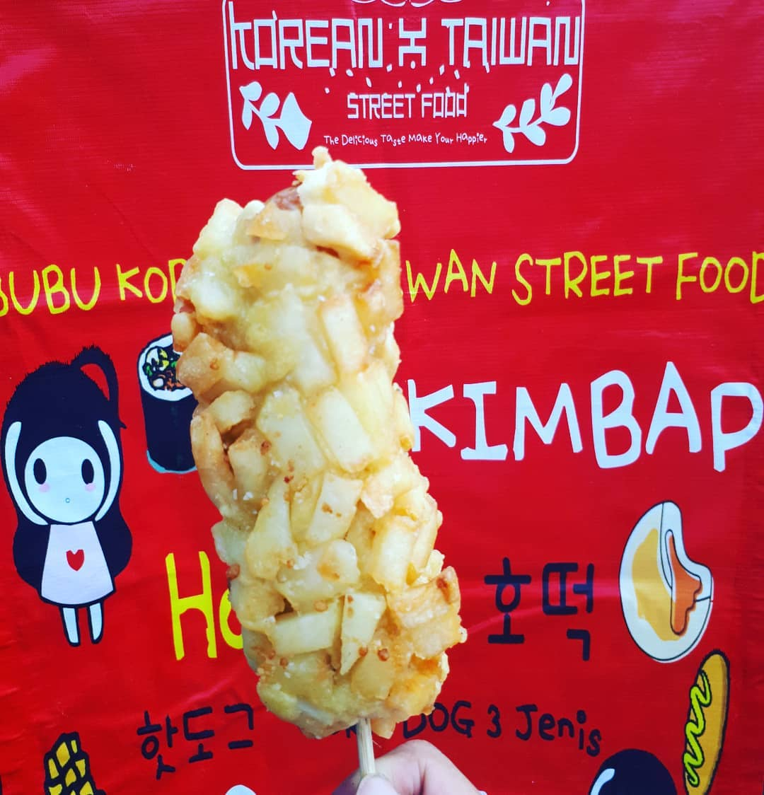 must-try korean street food