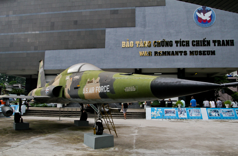 War remnants museum: A guide to best exhibit of Vietnam War