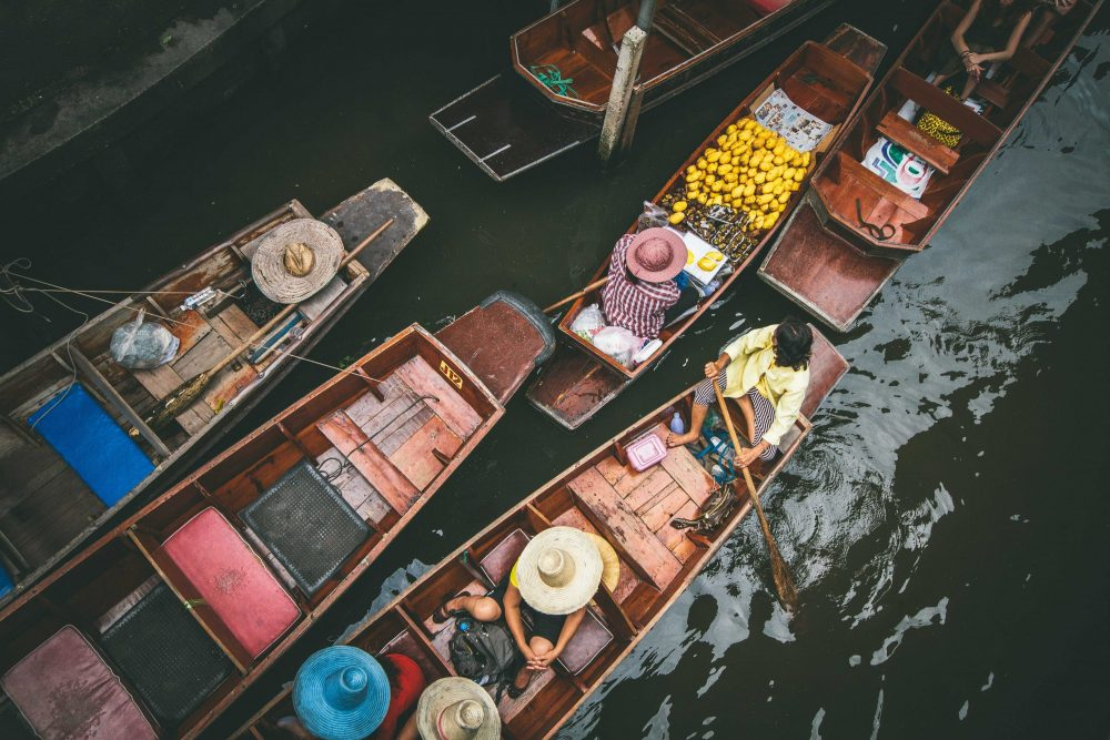 Detailed guide to visit Damnoen Saduak floating market in Bangkok