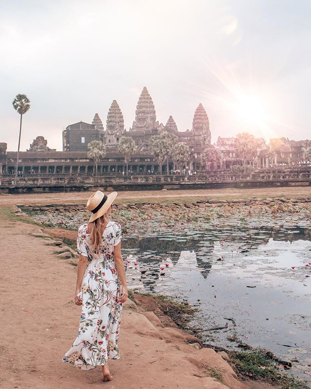 things to do in Angkor wat