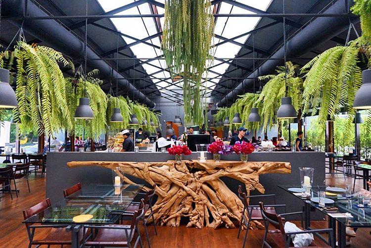 restaurant in Bangkok