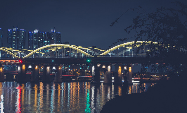 things to do on Han river Seoul