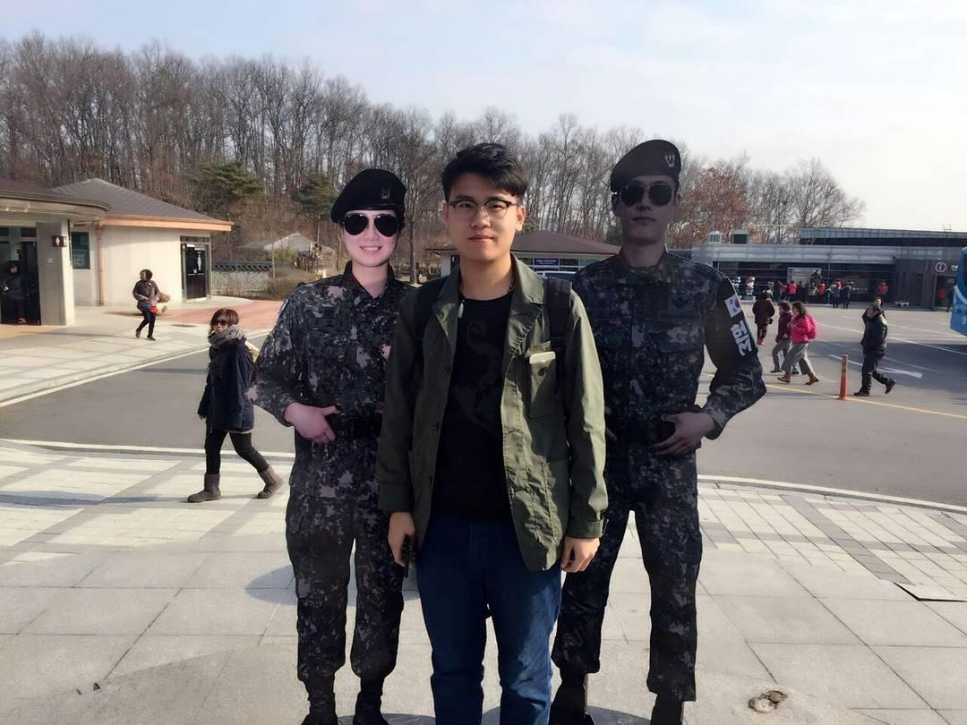 DMZ visit