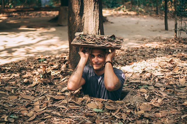 A guide to Ben Duoc Tunnel: a non touristy route in Cu Chi Tunnels