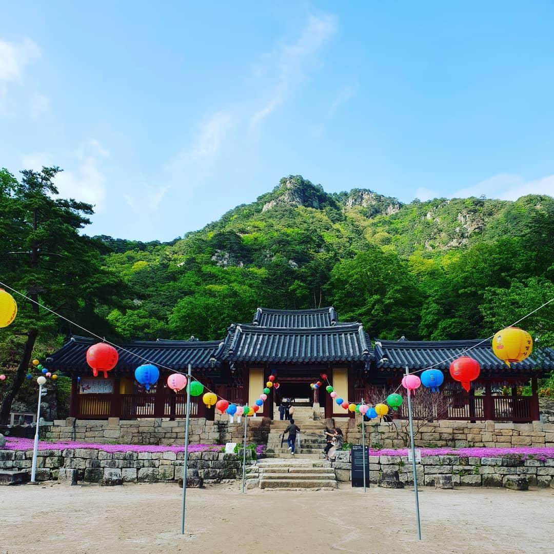 Korean temples in seoul