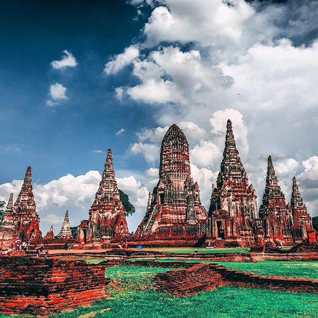 Ayutthaya from Bangkok