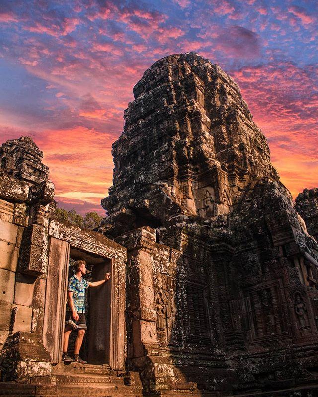 Bangkok to Angkor