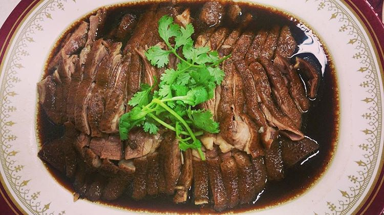 food in Chinatown Bangkok