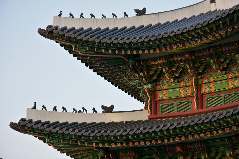 Gyeongbokgung palace map and detailed guide to visit the largest palace in Korea