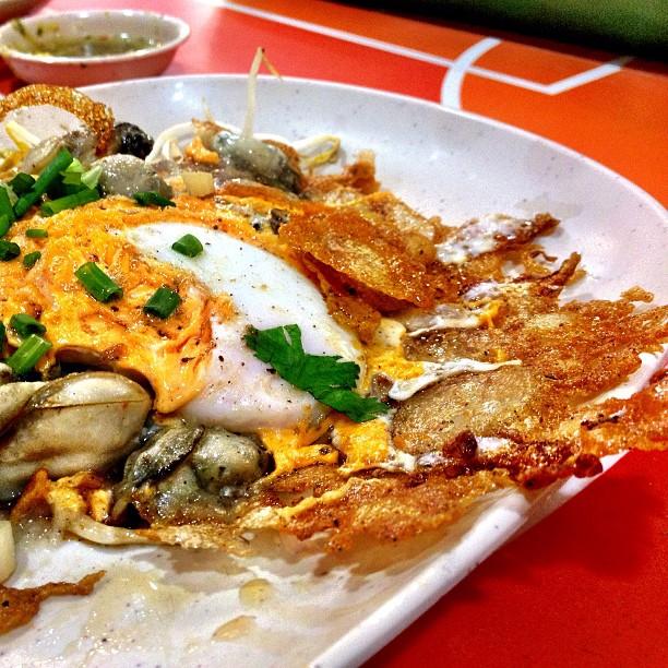 foods in Chinatown Bangkok