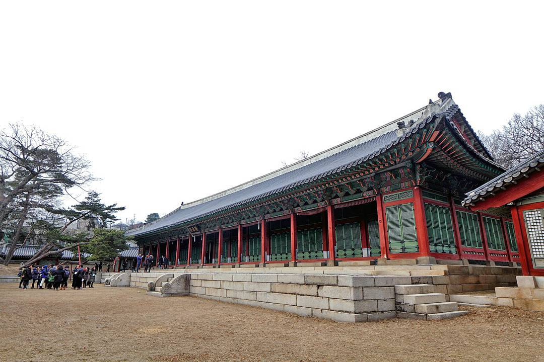 Huwon and Changdeokgung Guide