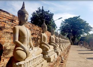 day trip to Ayutthaya from Bangkok
