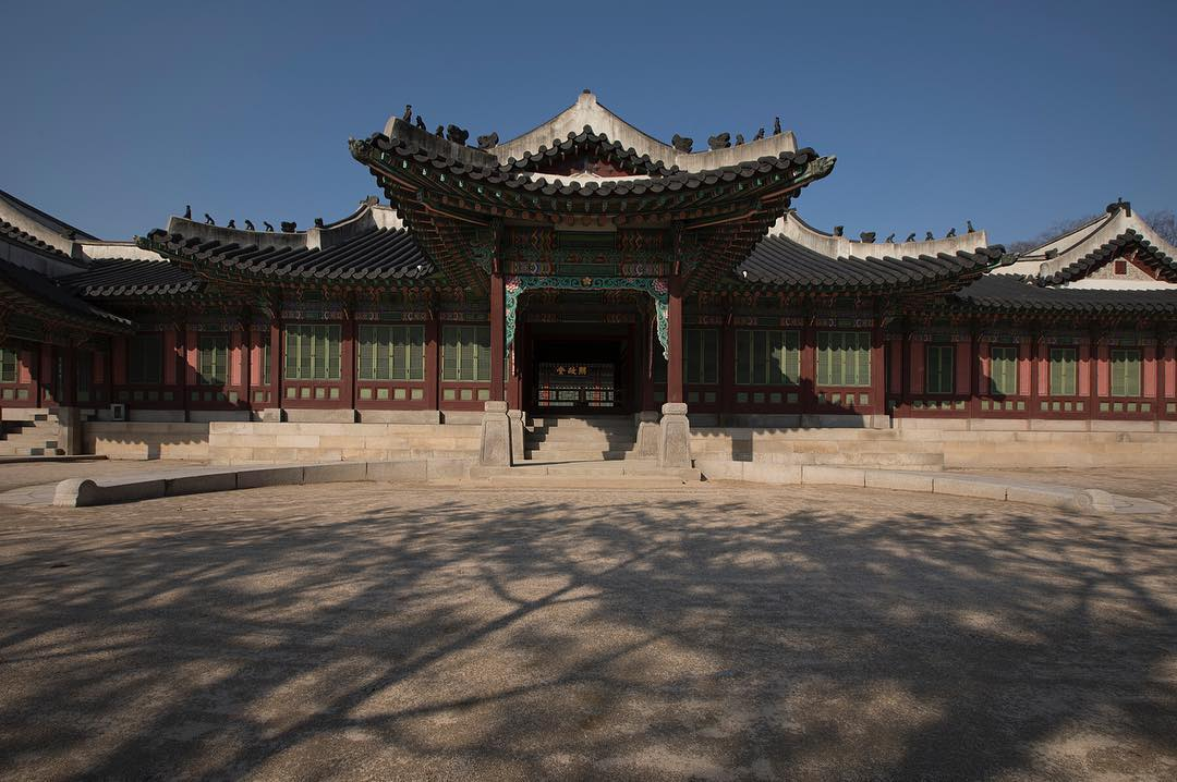 Guide to Changdeokgung Palace