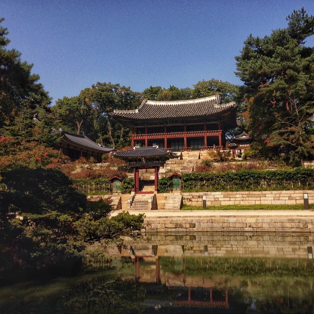 Guite to Changdeokgung Palace