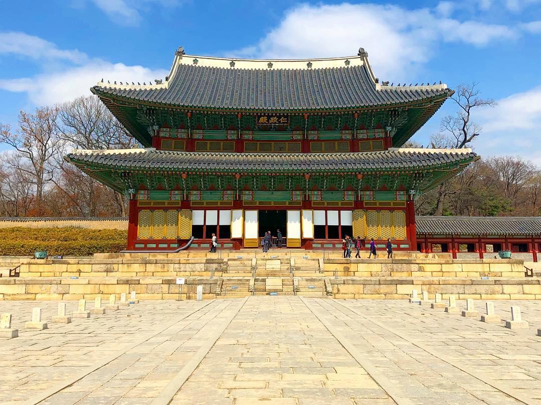 Changdeokgung guide