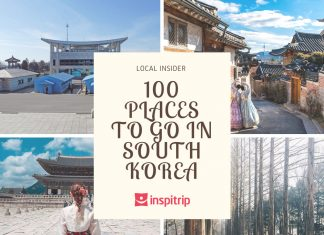 places to go in South Korea