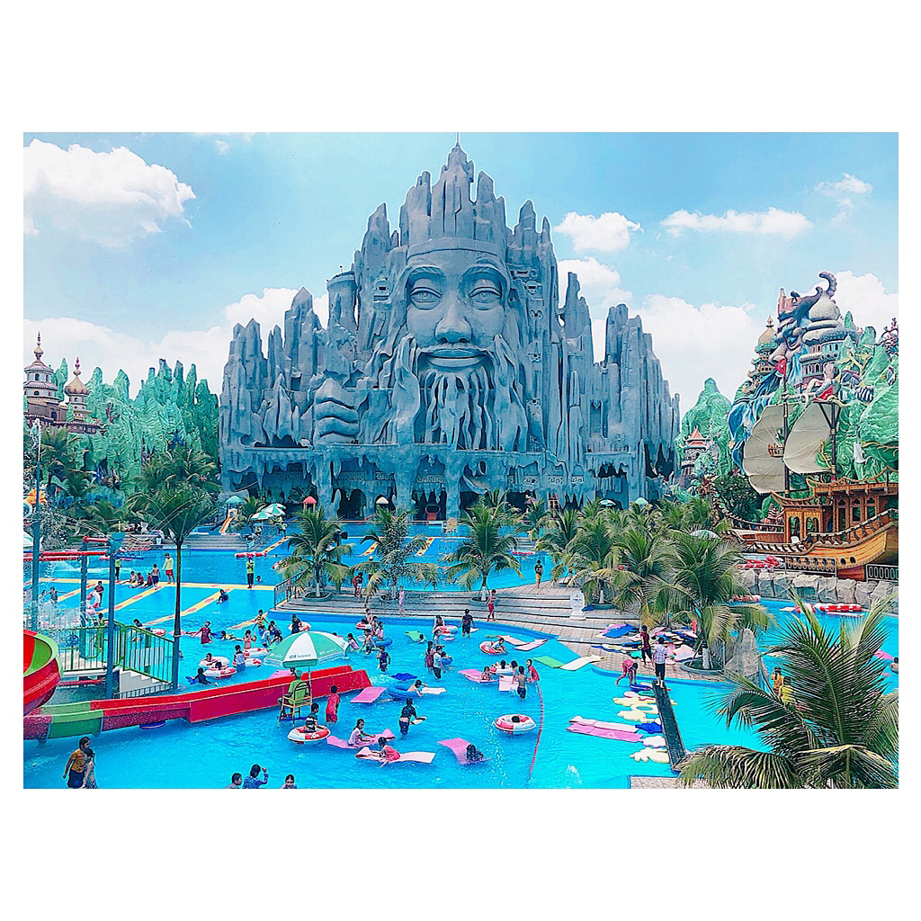 water parks in sai gon